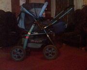 Продается коляска джип Adamex