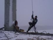 Демонтаж башен,  дымовых труб по частям,  ремонт водонапорных(комплекс)