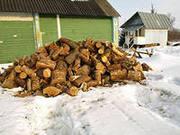 дрова,  колка.  по 30,  40 см.