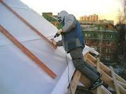 Сделать крышу,  установка стропил,  подшива и т.д. НЕДОРОГО