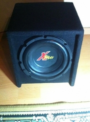 сабвуфер helix xmax 250 a