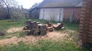 Колка дров. Поколоть дрова на дому. Быстро и надежно.