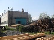 Здание лесопильного цеха