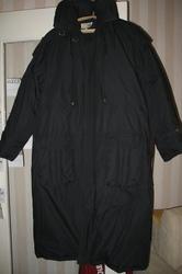 Продаётся пуховик-пальто (китай заводской)